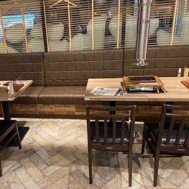 焼肉レストラン Oniko(オニコ)  店内の画像