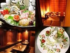 全席個室 肉寿司と鍋食べ放題 蔵ぐら 新宿店