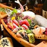 【鮮魚】 第八飯場丸一番のウリ商品!新鮮な魚介類はここだけ!