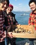 広島倉橋産の牡蠣ですッ♪