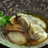 ひよっこ名物 酢牡蠣