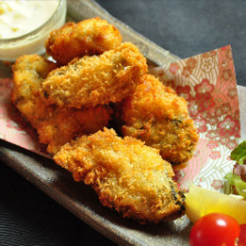 広島名物 牡蠣フライ
