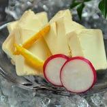 クリームチーズの西京漬け