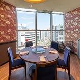 安心・安全に会食◎大小様々な個室、お席がございます