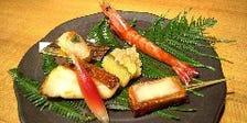 季節食材を使ったプロが作る創作料理