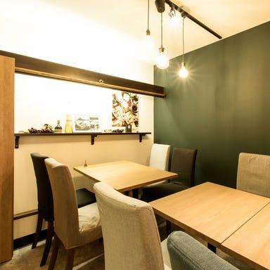 ナポリピッツァとワインのお店 トン・ガリアーノ 勝川店 店内の画像
