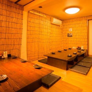 居酒屋 つるまる 糸魚川店 店内の画像