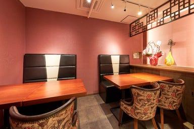 本格中華 楽楽屋 松戸店  店内の画像