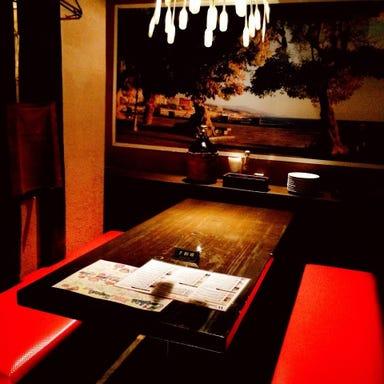 肉イタリアン Tronas  店内の画像