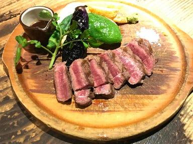 肉イタリアン Tronas  メニューの画像