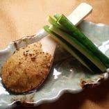 炙り鯛味噌