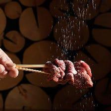 調理歴15年以上の焼き師が作る焼き鳥