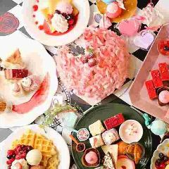 & sweets! Sweets! Buffet! Alice 札幌ル・トロワ店