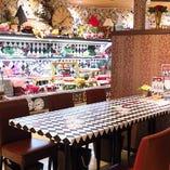 テーブル4名様×10