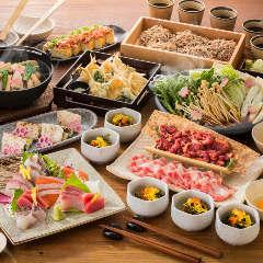 地酒と京風おでん 三間堂横浜ベイクォーター店