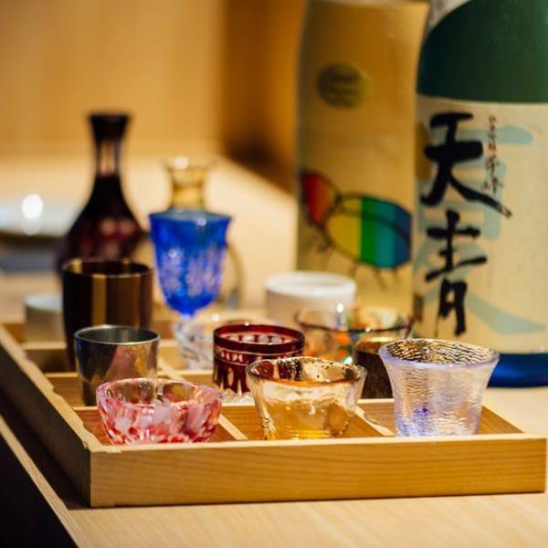 お好きなお料理と日本酒を楽しめる【席のみプラン】