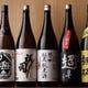 北海道各地の地酒☆飲み比べご用意しております♪