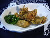 薩摩地鶏の唐揚げ