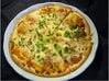 鶏味噌ピザ