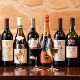 スペインやポルトガル産のワインだけでなくシェリー酒もあります