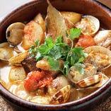 『アレンテージョ』はポルトガル南部の郷土料理