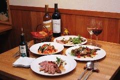 イタリア料理 グランデリ