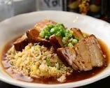 飯もの、麺もの、洋麺などお食事メニューも豊富です!