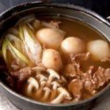 【山形の郷土料理】芋煮宴会コースもご用意