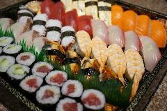 握り寿司盛り合わせ 5~6人前