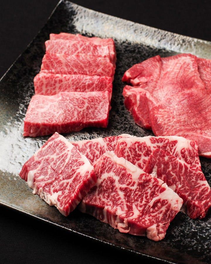 ■黒毛和牛雌牛のお肉