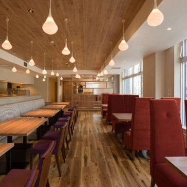 CAFE & RESTAURANT ORGALI(オーガリ)  店内の画像