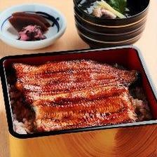 関西では希少・・東京風鰻料理
