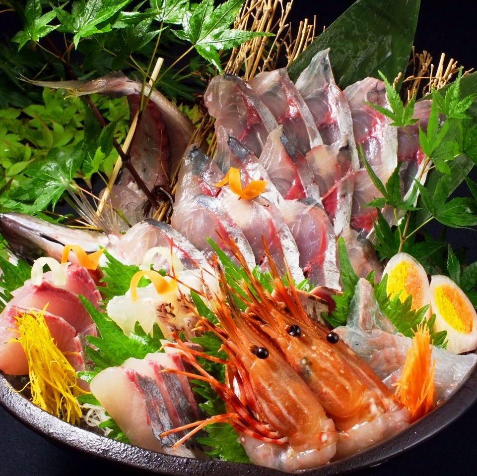 九州の名物料理が豊富!