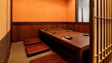 完全個室 つくよみ離れ 博多駅博多口  店内の画像