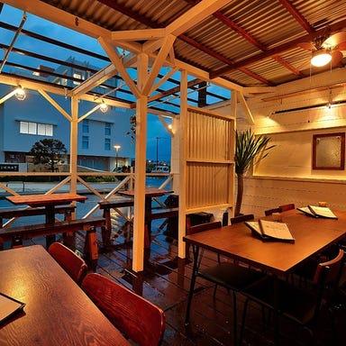 PaPa's Kitchin Palm Terrace  店内の画像