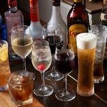 【飲み放題】 サングリアも飲めるお得な飲み放題が人気