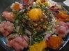 海鮮納豆(ばくだん)