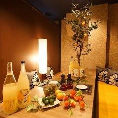 食べ飲み専門店 個室 創作和食居酒屋 ゆずの小町 天王寺店