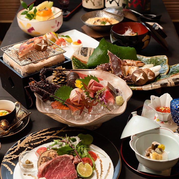 四季折々、美しく繊細な日本の食