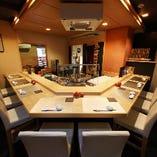 【天ぷら専用個室】 職人による揚げたての天ぷらをご提供