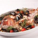 選りすぐりの食材で作るシェフの料理をお楽しみください♪