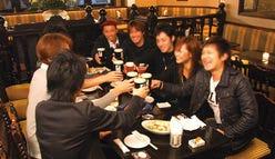 英国流パーティーが飲み放題で ¥4200~