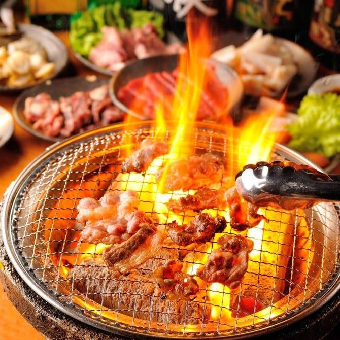 炭火 焼肉