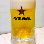 サッポロビール各種(ほぼ全銘柄)取扱。北海道限定ビールも?