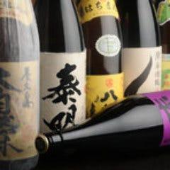 魚料理に合う日本各地の地酒や焼酎