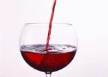 店主自らこだわりをもったワインを提供いたします