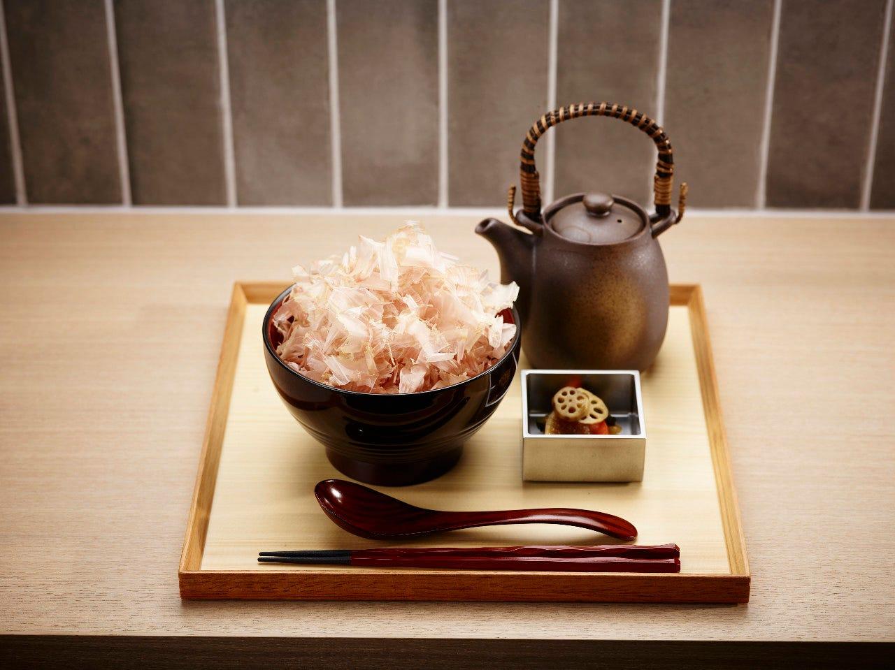 KADODE OOIGAWA お茶漬け