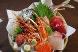 海鮮丼   人気TOP3!
