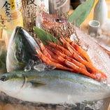 鮮度抜群!産地直送鮮魚を使用しています。【東京都】