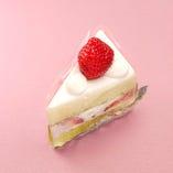 【フランシーズのケーキ】ショートケーキ